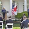 日米首脳会談 経済分野「脱中国」目指す。世界分散投資より米国に投資し続けたい。
