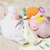【生後5ヶ月】ずり這いを始める&おもちゃに興味を持つようになる《成長記録》