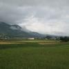 今日の安曇野 安曇野はあいかわらず曇り。快晴の青空が待ち遠しい。