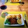 【レシピ】ドイツ料理シュニッツェル キッチンでハンマー?
