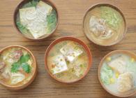 麻婆豆腐もしょうが焼きも「味噌汁」にできる。意外な具材で食べごたえ抜群「おかず味噌汁」レシピ