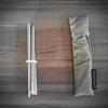 #47 「DAISO ステンレス箸 VS モンベル 野箸」