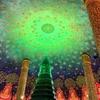 ワットパクナム(Wat Paknam):幻想的な天井画!別世界のアートを感じるタイの寺院