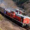 第1505列車 「 キハ120-15の網干入場配給を狙う 2021・冬 関西本線凸紀行その1 」