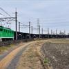 石炭貨物列車のラストランの撮影IN秩父鉄道三ヶ尻線