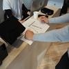 トレーニング2回目 RiDEALのチェック&調整トレーニングスタート