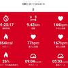 80分走 ゆっくり長い時間走る練習