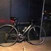 自転車で夜遊び