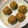 【レシピ】インド風ツミレ。シークカバブ