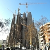 新婚旅行④バルセロナといえばサグラダファミリア