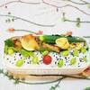 鯖の竜田揚げ弁当とサーモンフライ弁当/My Homemade Boxed Lunch/ข้าวกล่องเบนโตะสำหรับสามี