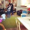 ハンブルクのこどもカフェ☆デパートカフェテリアで盛り上がりました★