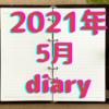 【FIRE×日記】2021年5月を振り返る~FIREについて考え直す1か月だった~