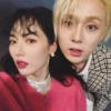 公開恋愛中の韓国人芸能人カップル