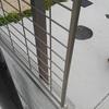 フェンスを補修した話