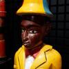 コロン人形:国立民族学博物館(万博記念公園)