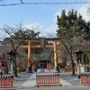 平野神社のお正月2018。初詣と十月桜。