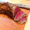 【1食324円】塩こうじdeグラスフェッドローストビーフの簡単レシピ