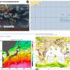 【台風情報】インド洋には2つの台風の卵が!米軍・ヨーロッパの予想では『越境台風』とはならず、台風28号にはならない見込み!