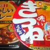 マルちゃん 赤いきつねうどん+S&B おいしいカレー(大辛)再 95ー5+102−6円
