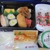 機内食 in 中国東方航空