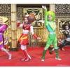 「おかあさんといっしょ 秋の特集」が2020年11月2日(月)から放送(おまめ戦隊スペシャル!)