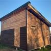 小屋作りからの井筒屋