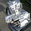 05:CD125Tレストア記。 ~エンジン腰上オーバーホール 塗装編~
