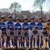 第25回印西コスモス杯少年サッカー大会(6年生)