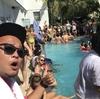 【美女と水着祭り】ハリウッド映画みたいなプールパーティーで泥酔した男の素敵な出会い【USAマイアミ編③】