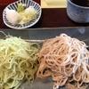 十割蕎麦は蕎麦粉100%(・∀・)