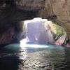 西伊豆の青の洞窟【堂ヶ島・天窓洞】