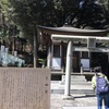【兵庫】鷲林寺の裏手、観音山へ