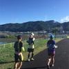 諏訪湖3周(50km走)