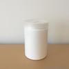 酸素系漂白剤をセリアの容器に詰め替える