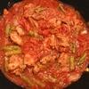 トマトの力で奥様を癒したい!つよぽん流「チキンとトマト煮」