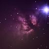 オリオン座流星群 極大 10月21日 & NGC2024