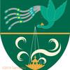 孔雀の紋章。つり香炉を・・・