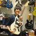 【草津店スタッフ紹介】坂元 海渡(さかもと かいと)アコースティックギター担当