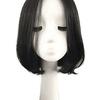ウィッグ 手植え 人毛100フルウイッグ 人工皮膚有り 女性用かつら ウィッグ人毛 フルウィッグ ボブ ウィッグ ストレート