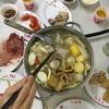 【 台南美食 】小豪洲沙茶爐の火鍋は辛くないので食べやすい〜!
