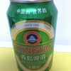 青島ビールの缶いろいろ