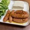 ソーセージのカレーガーリック焼き アサヒズバうま!おつまみレシピ