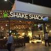shake shackのバーガー美味しっ!