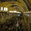 モスクワ交通事情 アエロエクスプレス・地下鉄