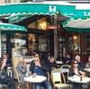 パリの秋の街角(玄さんに捧げる  笑)