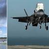 F35 戦闘機、実戦投入開始からわずか一日後に墜落事故 - 正気の沙汰か、トランプ機嫌取りのため血税で75機 ( !!! ) 購入予定、これが「世界一高額な戦闘機」の今