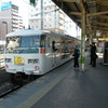 185系クイズ列車の旅と113系