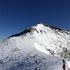 リハビリ雪山2(硫黄岳)