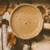 コーヒー豆とコーヒー麻袋